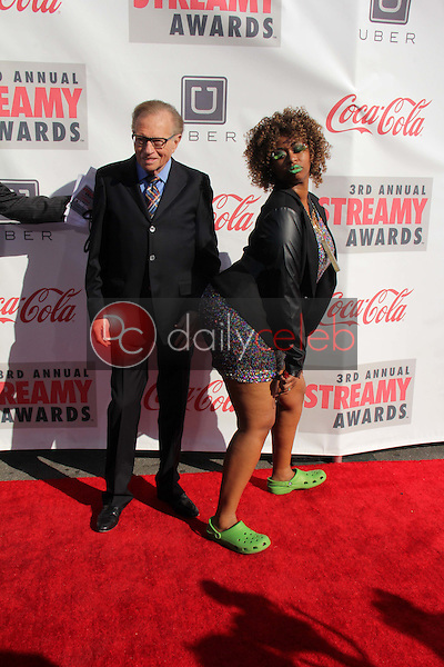 Larry King<br />