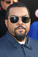 "HOLLYWOOD, LOS ANGELES, CA, USA - MAY 08: Ice Cube at the Los Angeles Premiere Of Warner Bros. Pictures And Legendary Pictures' ""Godzilla"" held at Dolby Theatre on May 8, 2014 in Hollywood, Los Angeles, California, United States. (Photo by Xavier Collin/Celebrity Monitor)"