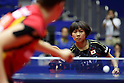 Sayaka Hirano (JPN), .MARCH 27, 2012 - Table Tennis : Sayaka Hirano of Japan in action during the LIEBHERR Table Tennis Team World Cup 2012 Championship division group C womens team match between Japan and Germany at Westfalenhalle on March 27, 2012 in Dortmund, Germany. .(Photo by AFLO) [2268]