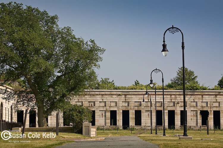 Fort Adams, Newport, Narragansett Bay, RI, USA