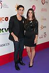 "Xuso Jones and Ruth Lorenzo attends the ""POR ELLAS"" Concert of Cadena 100 at Barclaycard Center in Madrid, Spain. November 7, 2014. (ALTERPHOTOS/Carlos Dafonte)"