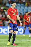 Spain's Aritz Aduriz during the up match between Spain and Georgia before the Uefa Euro 2016.  Jun 07,2016. (ALTERPHOTOS/Rodrigo Jimenez)