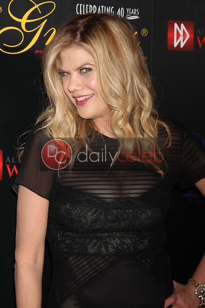 Kristen Johnston<br />