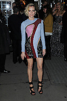 www.acepixs.com<br /> February 8, 2017  New York City<br /> <br /> Diane Kruger attending the amfAR New York Gala 2017 at Cipriani Wall Street on February 8, 2017 in New York City.<br /> <br /> Credit: Kristin Callahan/ACE Pictures<br /> <br /> Tel: 646 769 0430<br /> Email: info@acepixs.com