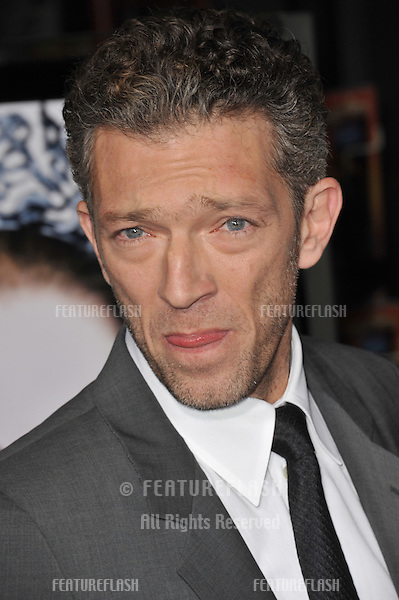 "Vincent Cassel at the Los Angeles premiere of his new movie ""Black Swan"", the closing film of the 2010 AFI Fest, at Grauman's Chinese Theatre, Hollywood..November 11, 2010  Los Angeles, CA.Picture: Paul Smith / Featureflash"