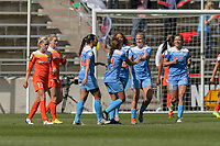 Chicago Red Stars vs Houston Dash, May 06, 2017