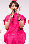 Miho Nakai speaks during the ELLE WOMEN in SOCIETY 2018 on June 16, 2018, Tokyo, Japan. The annual event focuses on working women's role in the Japanese society through various seminars where top businesswomen, celebrities and leaders are invited to speak. (Photo by Rodrigo Reyes Marin/AFLO)