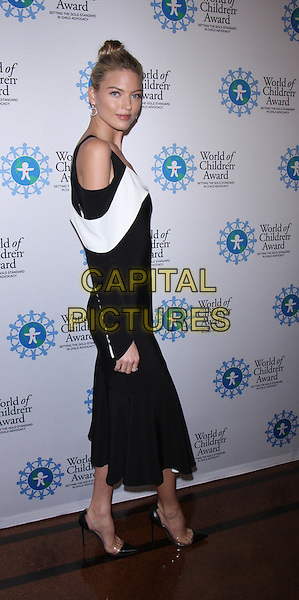 NEW YORK, NY-October 27: Martha Hunt  at  World of Children Awards 2016 at  583 Park Avenue in New York.October 27, 2016. <br /> CAP/MPI/RW<br /> &copy;RW/MPI/Capital Pictures