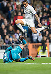 Danielo Luiz Da Silva of Real Madrid in action during the La Liga match between Real Madrid and RC Deportivo La Coruna at the Santiago Bernabeu Stadium on 10 December 2016 in Madrid, Spain. Photo by Diego Gonzalez Souto / Power Sport Images