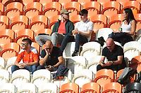 Blackpool fans enjoy the pre-match atmosphere <br /> <br /> Photographer Kevin Barnes/CameraSport<br /> <br /> The EFL Sky Bet League One - Blackpool v Swindon Town - Saturday 19th September 2020 - Bloomfield Road - Blackpool<br /> <br /> World Copyright © 2020 CameraSport. All rights reserved. 43 Linden Ave. Countesthorpe. Leicester. England. LE8 5PG - Tel: +44 (0) 116 277 4147 - admin@camerasport.com - www.camerasport.com