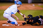 University of Maryland Terrapins against the UCLA Bruins baseball at Jackie Robinson Stadium in Los Angeles, CA.