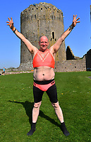 2020 07 09 Councillor Paul Dowson, Pembrokeshire, Wales, UK