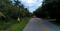 2019 Hurricane Dorian preparation in Vero Beach, Fla. on August 29, 2019.