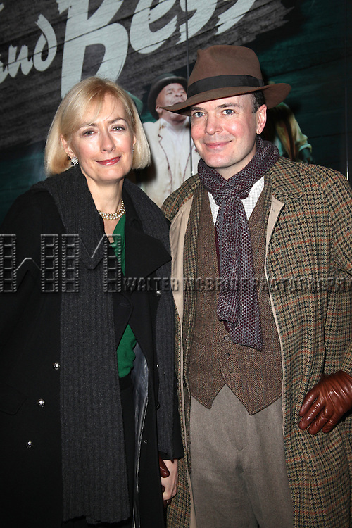 Jefferson Mays.attending the Opening Night Performance of 'The Gershwins' Porgy & Bess' at the Richard Rodgers Theatre in New York City. 1/12/2012