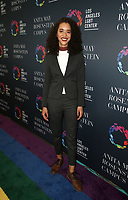 LOS ANGELES, CA -APRIL 7: Jasmin Savoy Brown, at Grand Opening Of The Los Angeles LGBT Center's Anita May Rosenstein Campus at Anita May Rosenstein Campus in Los Angeles, California on April 7, 2019.<br /> CAP/MPIFS<br /> &copy;MPIFS/Capital Pictures