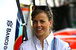 Susie Wolff hat heute best&auml;tigt, dass sie zur Offiziellen Testfahrerin f&uuml;r WILLIAMS MARTINI RACING in der Formel-1-Saison 2015 ernannt worden ist. Dieser Meilenstein ist ein weiterer Schritt in die richtige Richtung in der Formel-1-Karriere der 31-J&auml;hrigen.<br /> <br /> Im Zuge dieses Aufstiegs wird Susie in zwei Formel-1-Rennen und an zwei Testtagen in der Formel-1-Saison 2015 im Williams Mercedes FW37 das Steuer &uuml;bernehmen. Sie wird au&szlig;erdem umfangreiche Simulator-Tests durchf&uuml;hren, um dem Team bei der laufenden Weiterentwicklung der beiden Boliden zu helfen, dem FW37 und dem FW38.<br /> Archiv aus: <br /> Susie Wolff (GBR), Williams F1 Team test driver<br /> for the complete Middle East, Austria &amp; Germany Media usage only!<br />  Foto &copy; nph / Mathis