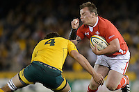 Wallabies v Wales - June 2012