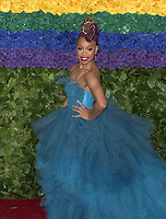 NEW YORK, NEW YORK - JUNE 09: Camille A. Brown attends the 73rd Annual Tony Awards at Radio City Music Hall on June 09, 2019 in New York City. <br /> CAP/MPI/IS/JS<br /> ©JSIS/MPI/Capital Pictures