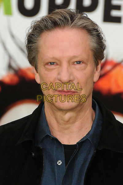 "Chris Cooper.""The Muppets"" Los Angeles Premiere held at the El Capitan Theatre, Hollywood, California, USA..November 12th, 2011.headshot portrait black.CAP/ADM/BP.©Byron Purvis/AdMedia/Capital Pictures."