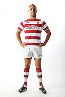 PICTURE BY VAUGHN RIDLEY/SWPIX.COM - Rugby League - ISC 2012 Super League Team Kit Shoot - 18/08/11- Wigan Warriors Lee Mossop.