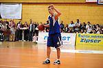 Heidelberg 19.04.2009, 2. BBL Pro A USC Heidelberg - BG Karlsruhe, Karlsruhes Rouven Roessler am Ball<br /> <br /> Foto © Rhein-Neckar-Picture *** Foto ist honorarpflichtig! *** Auf Anfrage in höherer Qualität/Auflösung. Belegexemplar erbeten.