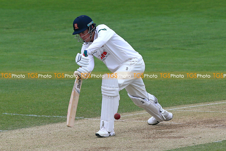 Daniel Lawrence in batting action for Essex during Essex CCC vs Durham MCCU, English MCC University Match Cricket at The Cloudfm County Ground on 4th April 2017
