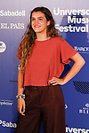 Singer Amaia attends the photocall of Aitana´s concert. July 31, 2019. (ALTERPHOTOS/Johana Hernandez)
