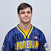 Joseph Miller of Shoreham-Wading River poses for a portrait during Newsday's 2017 varsity boys lacrosse season preview photo shoot at company headquarters on Saturday, March 25, 2017.