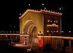 Pavilion Facade Illumination