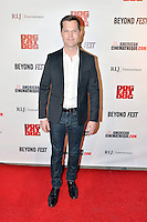 LOS ANGELES, CA - SEPTEMBER 30: John Patrick Jordan at the retrospective of Paul Schrader's body of work and The Beyond Fest Screening and Retrospective of Dog Eat Dog hosted by American Cinematheque at the Egyptian Theatre in Los Angeles, California on September 30, 2016. Credit: Koi Sojer/Snap'N U Photos/MediaPunch