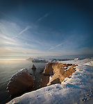 Snowbound on the Isle of Wight