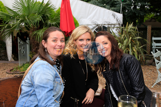 Maggs Leonard, Susan O'Briena and Lisa O'Brien at the Black Bull 35 birthday party.<br /> Picture: Fran Caffrey www.newsfile.ie