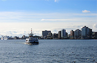 View of Halifax Harbour from the Dartmouth side