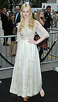 Elle Fanning arriving at the Los Angeles premiere of Super 8, held at the Regency Village Theater, June 8, 2011. Fitzroy Barrett