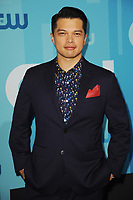 www.acepixs.com<br /> May 18, 2017 New York City<br /> <br /> Vincent Rodriguez III attending arrivals for CW Upfront Presentation in New York City on May 18, 2017.<br /> <br /> Credit: Kristin Callahan/ACE Pictures<br /> <br /> <br /> Tel: 646 769 0430<br /> Email: info@acepixs.com
