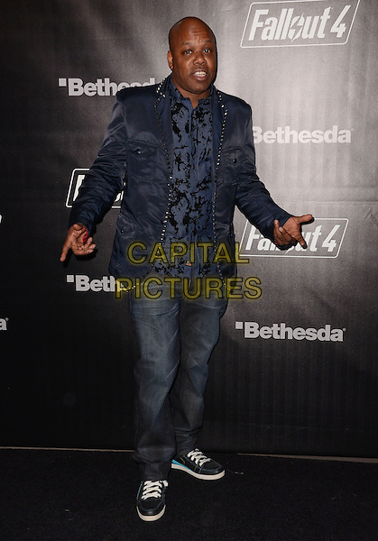 05 November - Los Angeles, Ca - Too Short. Arrivals for the official launch party of the video game &quot;Fallout 4&quot; held at a private location in Downtown LA.  <br /> CAP/ADM/BT<br /> &copy;BT/ADM/Capital Pictures
