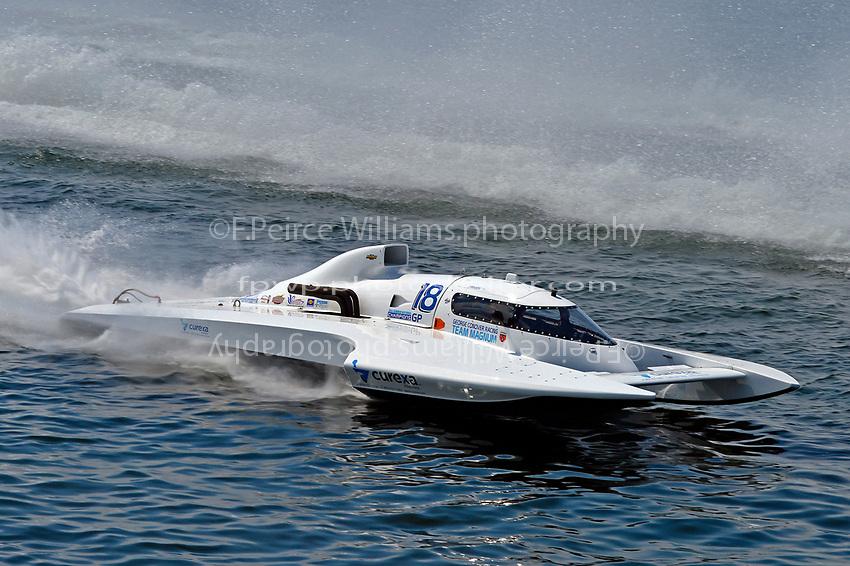 Scott Liddycoat, GP-18  (Grand Prix Hydroplane(s)