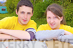 FUNDRAISER: Some of the organisers of the Bee for Battens fundraiser at Presentation Secondary School, Milltown on Thursday, l-r: Adrian Allman, Niamh O'Raw.