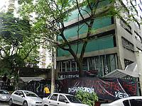 SÃO PAULO - SP -  15 DE JANEIRO 2013. INCRA de São Paulo é invadido por moradores do Assentamento Milton Santos de Americana, São Paulo, na manhã desta terça (15), por aproximadamente 130 pessoas. Conforme informou uma das lideranças estão chegando mais assentados para engrossar o movimento. A partir de 24  janeiro próximo, a ação de despejo pode ser executada inclusive com uso de força policial. FOTO: MAURICIO CAMARGO / BRAZIL PHOTO PRESS.