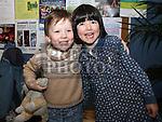 Ruairi and Elizabeth Heeney at Bake in the Barbican.<br /> <br /> Photo: Jenny Matthews