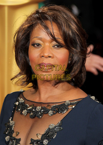 02 March 2014 - Hollywood, California - Alfre Woodard. 86th Annual Academy Awards held at the Dolby Theatre at Hollywood &amp; Highland Center. <br /> CAP/ADM/RE<br /> &copy;Russ Elliot/AdMedia/Capital Pictures
