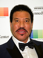 Lionel Richie arrives for the formal Artist's Dinner honoring the recipients of the 40th Annual Kennedy Center Honors hosted by United States Secretary of State Rex Tillerson at the US Department of State in Washington, D.C. on Saturday, December 2, 2017. The 2017 honorees are: American dancer and choreographer Carmen de Lavallade; Cuban American singer-songwriter and actress Gloria Estefan; American hip hop artist and entertainment icon LL COOL J; American television writer and producer Norman Lear; and American musician and record producer Lionel Richie.  <br /> Credit: Ron Sachs / Pool via CNP /MediaPunch