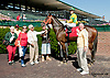 Epic Story winning at Delaware Park on 9/19/13