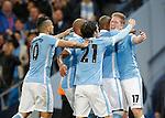 120416 Manchester City v PSG
