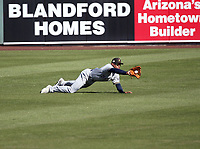 Corey Ray - Salt River Rafters - 2017 Arizona Fall League (Bill Mitchell)