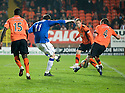 :: RANGERS' KYLE LAFFERTY SCORES THE THIRD :: .19/04/2011   Copyright  Pic : James Stewart.sct_jsp020_dundee_utd_v_rangers .James Stewart Photography 19 Carronlea Drive, Falkirk. FK2 8DN      Vat Reg No. 607 6932 25.Telephone      : +44 (0)1324 570291 .Mobile              : +44 (0)7721 416997.E-mail  :  jim@jspa.co.uk.If you require further information then contact Jim Stewart on any of the numbers above.........