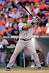 16 June 2006: Melky Cabrera, outfielder for the New York Yankees, in action against the Washington Nationals at RFK Stadium, in Washington, DC. The Yankees defeated the Nationals 7-5 in the first meeting of the two franchises...Mandatory Photo Credit: Ed Wolfstein Photo...