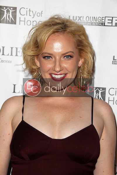 Heather Lee Moss<br />
