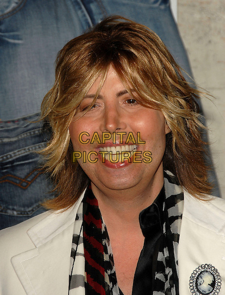 STEVEN COJOCARU.attends The Brandon Davis Jean by Replay Launch & Store Opening held at The Falcon Nightclub in Hollywood, Los Angeles, California, USA, on April 24, 2006..portrait headshot.Ref: DVS.www.capitalpictures.com.sales@capitalpictures.com.©Debbie VanStory/Capital Pictures