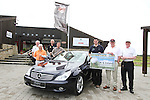Dermot McMorrow, Vincent Kellaway, Derek Boardman, Johnnie Campbell, Jarlath McMorrow, Anthony Murphy and Sean MacMahon with the BMW car which is a Hole in One Prize. ..Photo NEWSFILE/Jenny Matthews.(Photo credit should read Jenny Matthews/NEWSFILE)....This Picture has been sent you under the condtions enclosed by:.Newsfile Ltd..The Studio,.Millmount Abbey,.Drogheda,.Co Meath..Ireland..Tel: +353(0)41-9871240.Fax: +353(0)41-9871260.GSM: +353(0)86-2500958.email: pictures@newsfile.ie.www.newsfile.ie.FTP: 193.120.102.198.